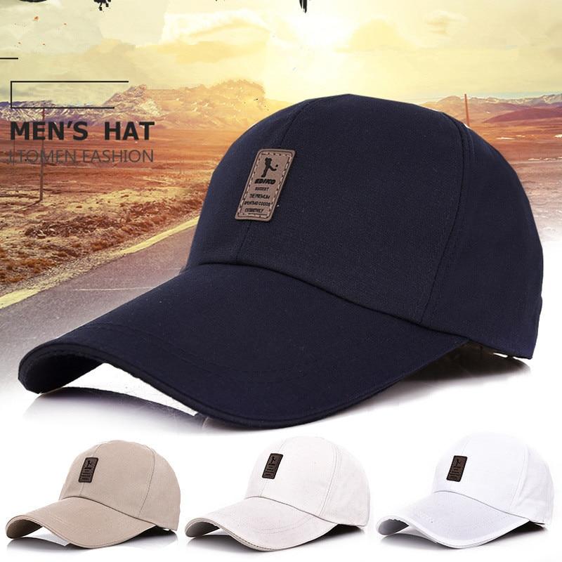 Summer Breathable Men Golf Baseball Mesh Cap Adjustable Sports Sun Visor Hat Unisex Fishing Cap Logo Customize