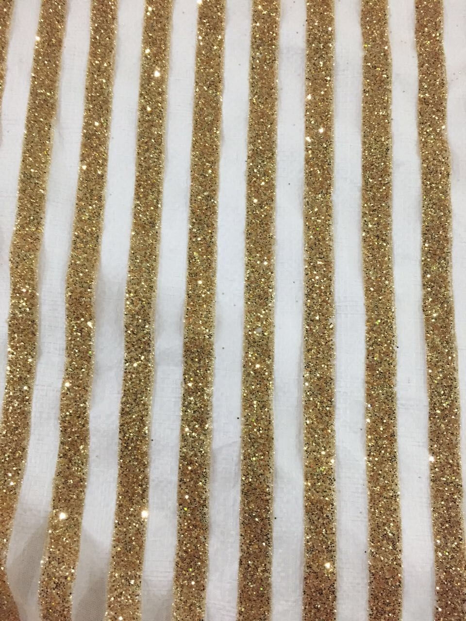 5 Yards lot high quality CGL32401 african lace fabric with glitter for wedding aso ebi style