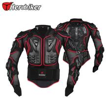 New Motorcycle Full Body Armor Jacket Spine Chest Protection Gear M/L/XL/XXL/XXXL Free Shipping s m l xl xxl xxxl jk006 motorcycle full body protect jacket motocross racing protector clothing armour web materials breathable