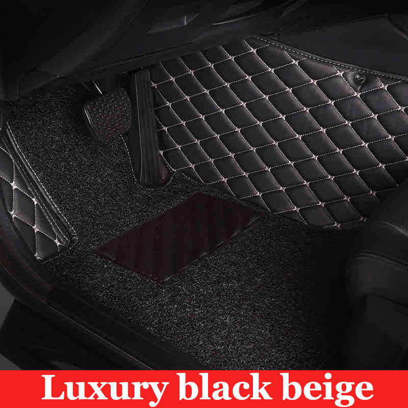 Custom made car floor mats special for Infiniti Q50 G25 G35 G37 QX70 FX FX35 FX37 QX50 EX35 Q70 anti slip Car styling liners