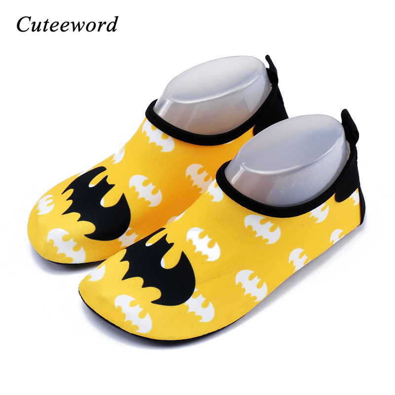 Children Swimming Socks Unisex Boys Girls Aqua Shoes Water Surfing Casual Beach Shoes Outdoor Sports Barefoot Skin Care Shoes