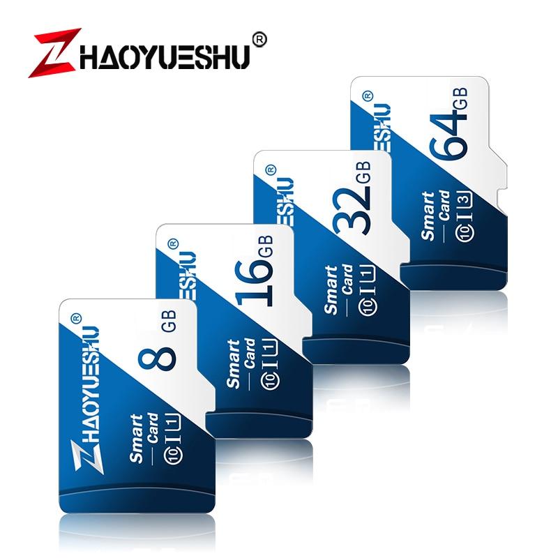 Memory Card 128GB 64GB High Speed Micro Sd/tf Cards Class 10 32GB Mini Tarjea Microsd 16GB 8GB Flash Card Free Shipping