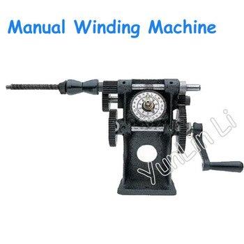 Nova Bobina Manual Máquina De Enrolamento Mão Dobadoura Dupla Finalidade Máquina Bobina NZ-5