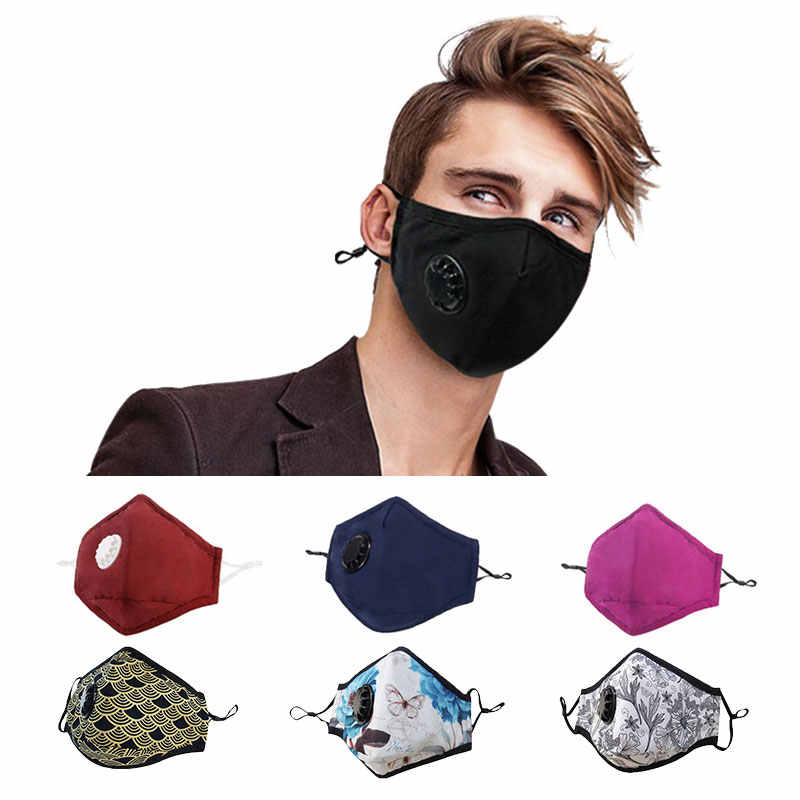 Pm2 Mouth Glorsun Black Training Pollution Smog Air 5 Mask Sports