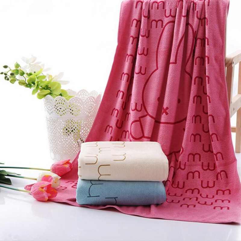 Multifunction Baby bath towel 70x140cm 100% Cotton Children Towels Soft Cartoon Towel Baby Bath Towel For Newborns