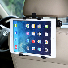 Evrensel araba Tablet tutucu Tablet araba tutucu arka koltuk Tablet desteği Android Tablet Ipad çocuklar için taşınabilir bir görünüm Video