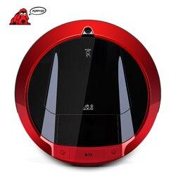 PUPPYOO multifuncional aspirador robótico de auto-Carga de Barrido casa colector aspiración pantalla táctil LED lado cepillos V-M900R