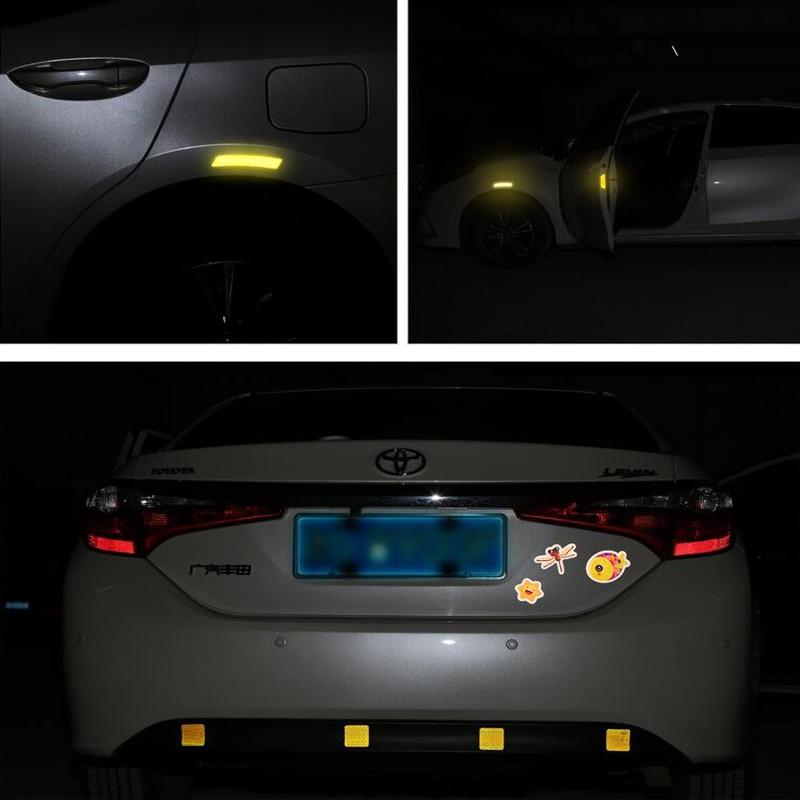 Šviesą atspindintis lipdukas ant vežimėlių, dviračių - Automobilių išoriniai aksesuarai - Nuotrauka 6