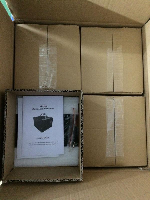 Filtre à air HIHAP 3.5G pour usage domestique et commercial (4 - Appareils ménagers - Photo 5