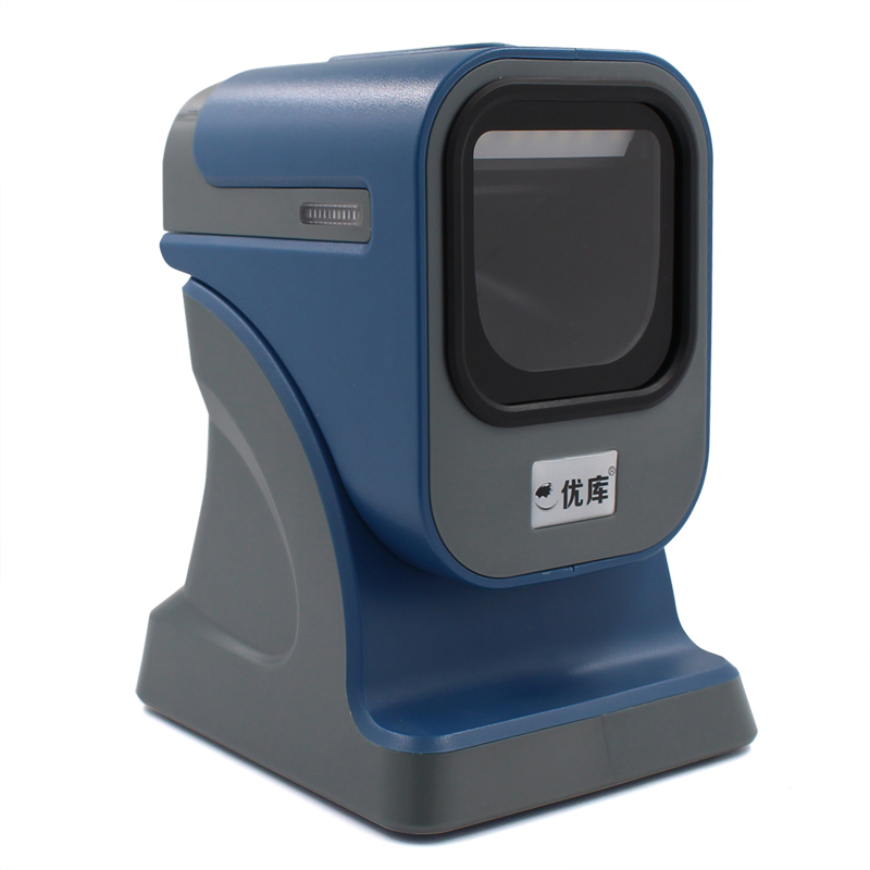 2D Presentation Barcode Scanner platform MP6200 Penghantaran percuma Omni Barcode Scanner Omnidirectional Scanner USB2.0 / RS232