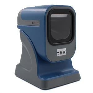MP6200 Omnidirectional Scanner platform Omni Barcode Scanner 2D Presentation Barcode