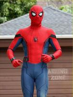 3d Printed Hero Catcher Cosplay Costume Tom Suit Homecoming Spiderman S 2XL