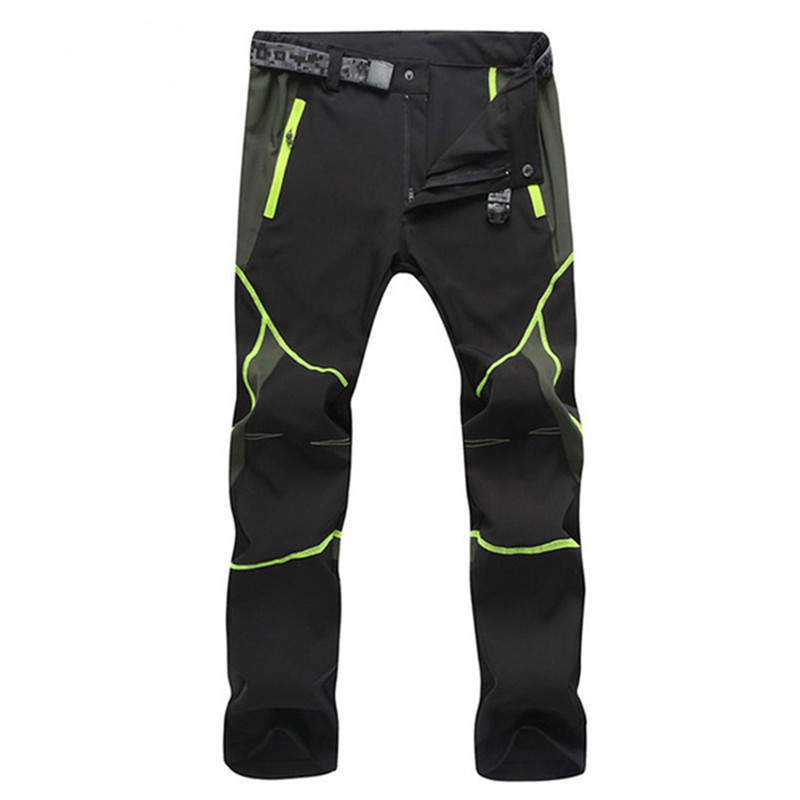 Men's Ultra Thin Quick Dry Pants For Men Stretch Waterproof Trousers Military Tactical Sweatpants Men Casual Work Cargo Pants