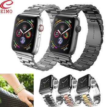 0a14668e21442 Elmo correa de reloj para Apple 4 iwatch banda 44mm