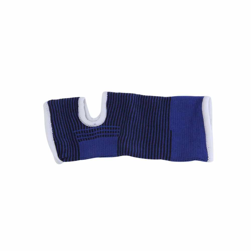 1 szt. Rozciągliwa, dzianinowa ochraniacz zapinany na kostkę siłownia chroni terapię korki do koszykówki kostki protector hurtownia
