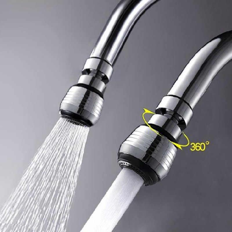 SUEF 1 szt. Oszczędzanie wody obrotowa kuchnia bateria do łazienki Tap Adapter Aerator głowica prysznicowa złącze filtra @ 1