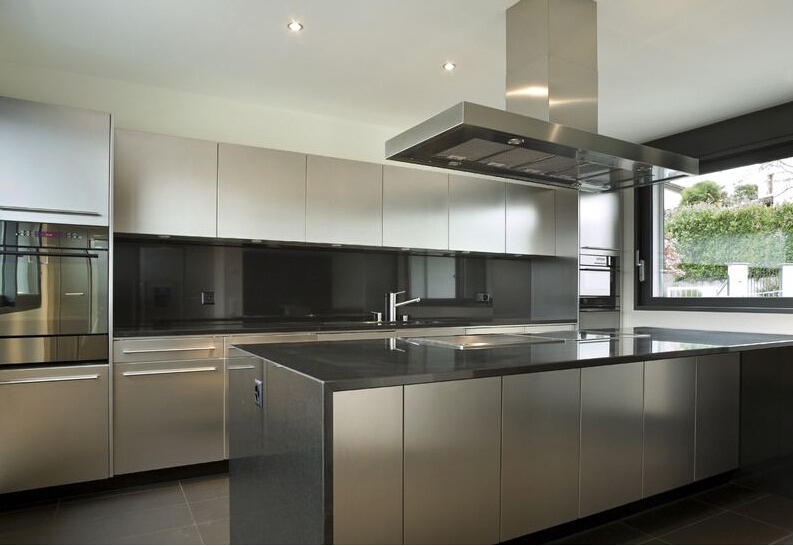 hot sale high quality cheap stainless steel kitchen modern kitchen cabinet in kitchen cabinets. Black Bedroom Furniture Sets. Home Design Ideas