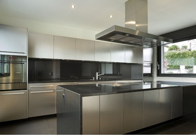 Hot Sale High Quality Cheap Stainless Steel Kitchen Modern Kitchen