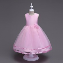 Princess dress Children's Dress robe princesse Halloween Pri
