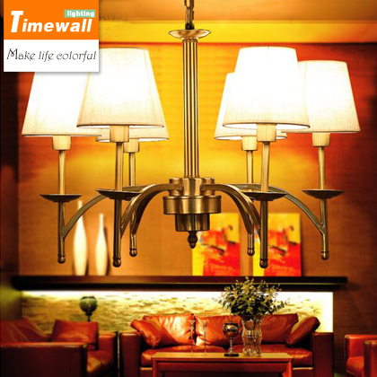 Volledige koperen lamp woonkamer studie slaapkamer eetkamer eetkamer ...