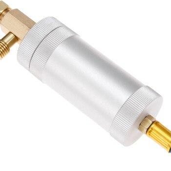 Set Manometro Collettore | 1Pc R134A AC A/C Olio Colorante Iniettore 2 Once A/C Aria Condizionata Iniezione Strumento Di 1/2