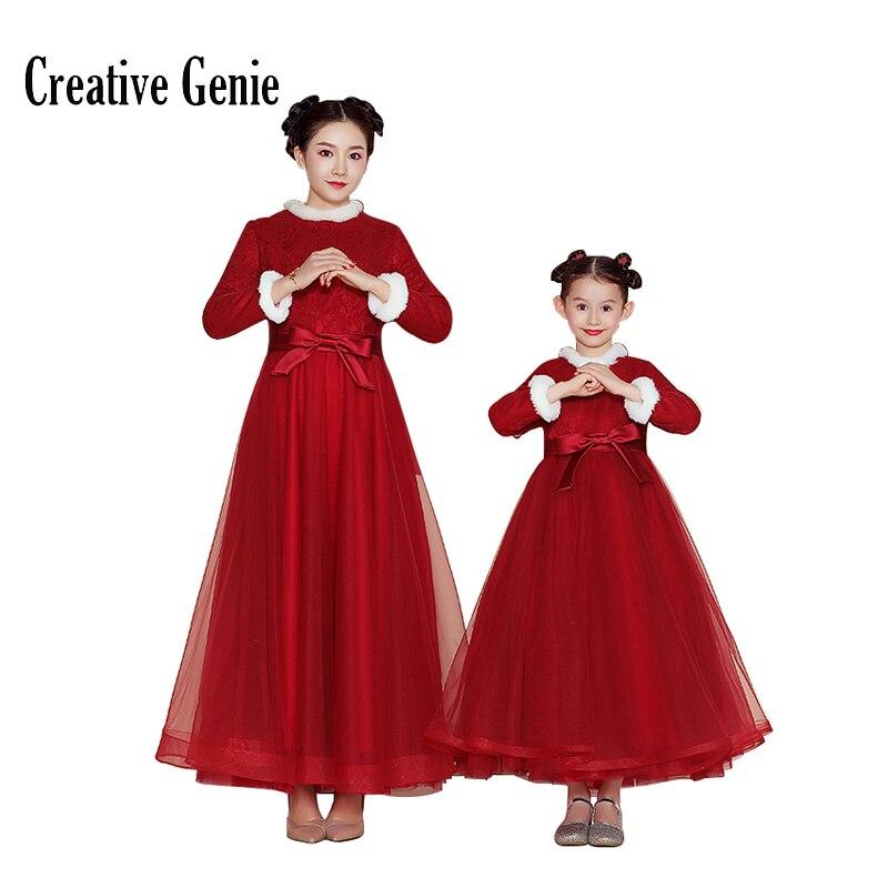 Crepe Mother Of The Bride Dresses Fashion Designer Red
