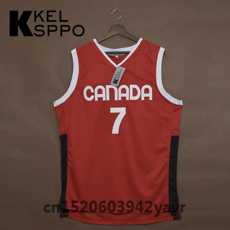 e4283a17d Steve Nash Team Canada Jersey. Throwback Basketball Jerseys Custom