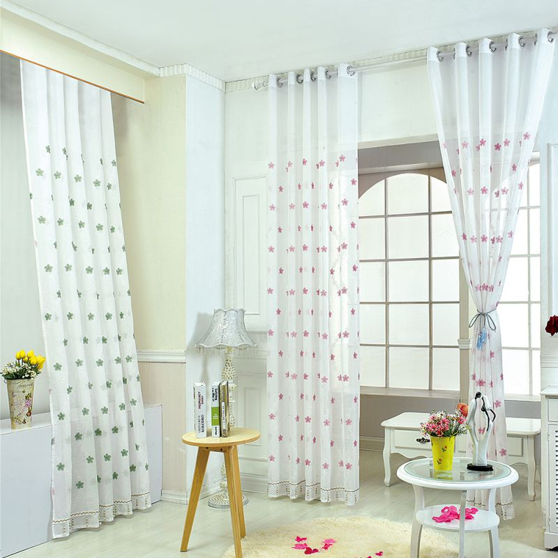 Aliexpress.com : Buy 1pcs Embroidered Pens Curtains for the Bedroom Living  Room Transparent Curtains Fabric Curtains Tulle Curtains from Reliable  curtains ...