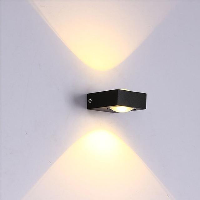 LED Waterdichte Wandlamp Dubbelzijdig Loft Home Verlichting Badkamer ...