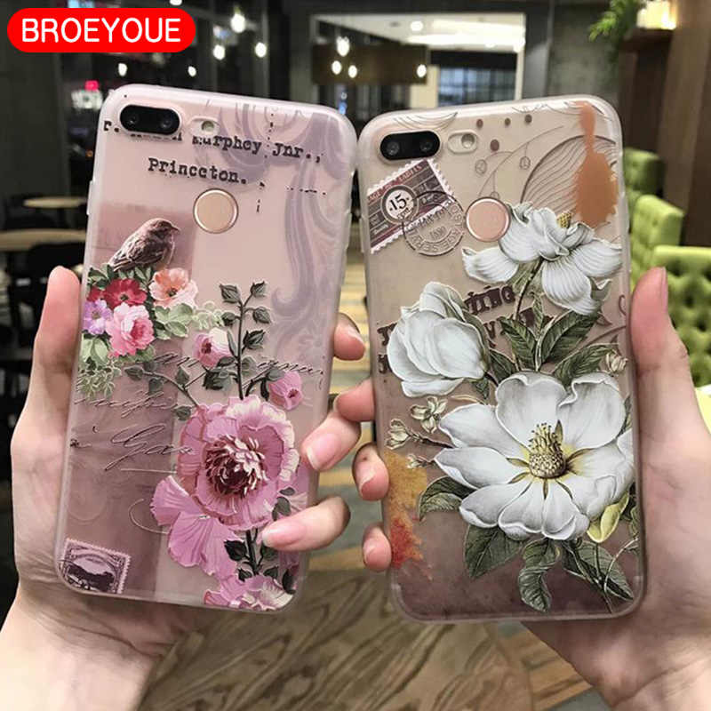 TPU Case For Huawei P20 Lite P30 Mate 20 10 Pro Lite P Smart 2019 Case For Huawei P10 P9 P8 Lite 2017 Honor 7X Nova 2i Cover