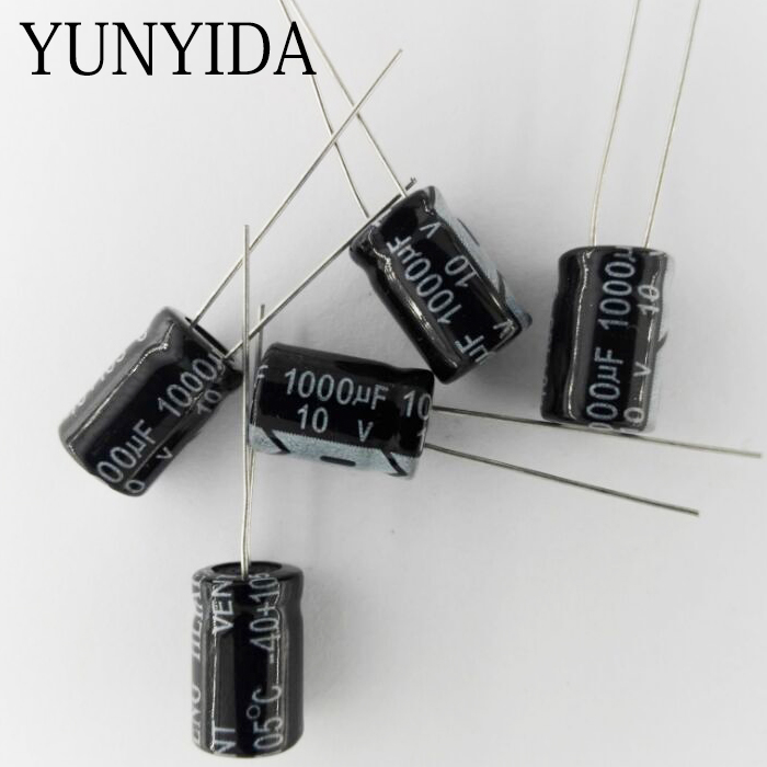 YOU GET 5 PIECES MILITARY CAPACITOR 2315725P7 AXIAL 50UF 25VDC
