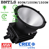 High power 1000w 100000lumen marine led flood light