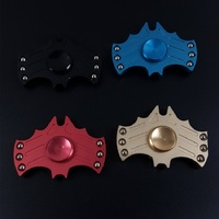 4 Color Batman Aluminum Alloy High Speed Hand Spinner Autism And ADHD Kids Adult Finger Spinners
