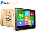 7 inch android GPS navigator vehicle GPS tablet android 4.4 Wifi + DVR Function+ AV-IN +Bluetooth+ FM+8GB + 512MB