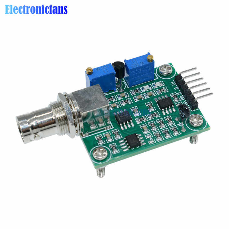 1Set Liquid PH 0-14 Value Detection Regulator Sensor Module Monitoring  Control Meter Tester + BNC PH Electrode Probe For Arduino