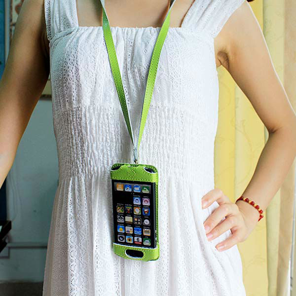 Iphone  Neck Pouch