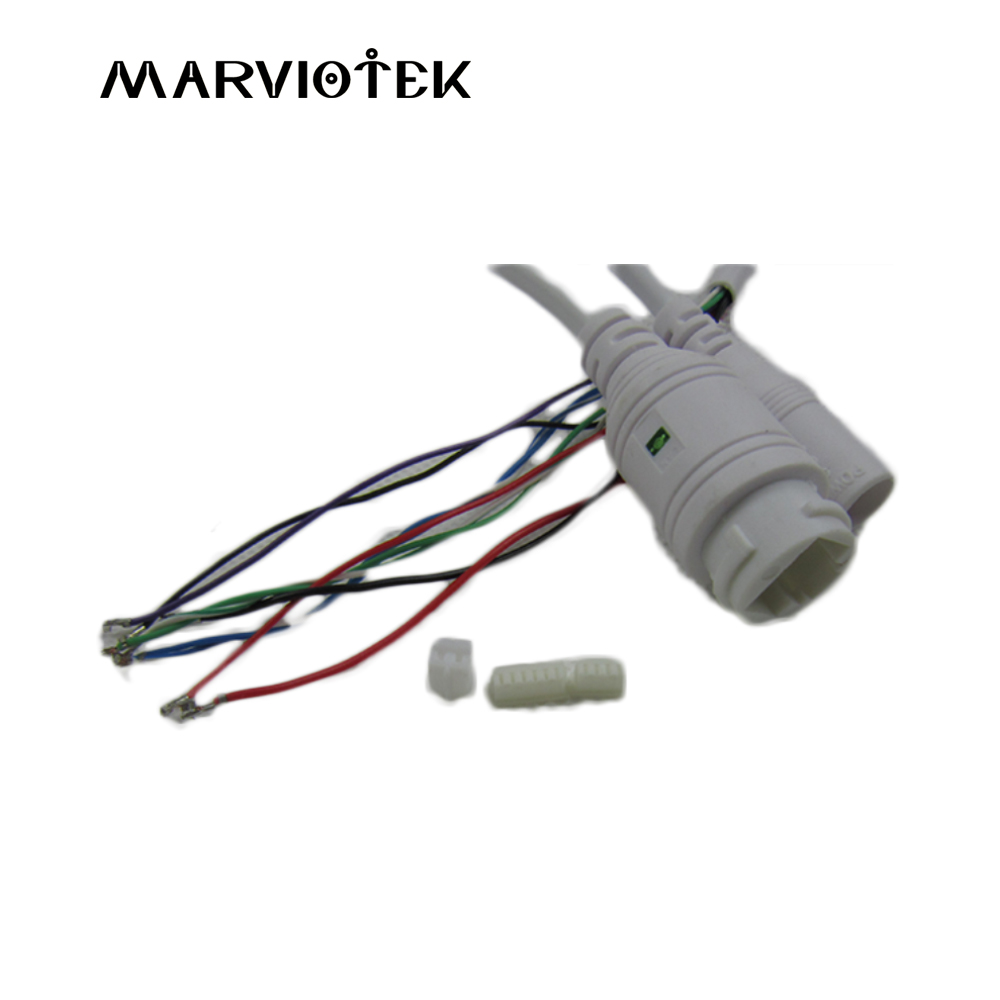 Ip Camera Module Video Power Cctv Cable With Rj45 And Dc 12v Port Wiring Cameras Diy Your Own No Impossible Anymore