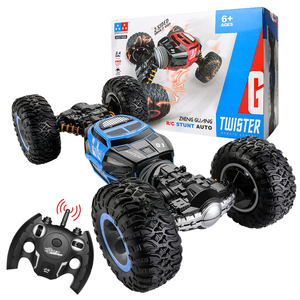 Image 2 - 1/16 4WD Electric RC drift Car Rock Crawler Remote Control Toy 2.4G Radio Controlled 4x4 Drive Off Road car Toys For Boys Gift
