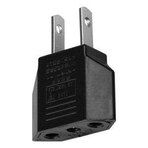 Image 4 - 5 adet/grup abd, ab tak adaptörü ab abd seyahat güç adaptörü elektrik fişi dönüştürücü soket amerikan avrupa Outlet dönüştürücü FS