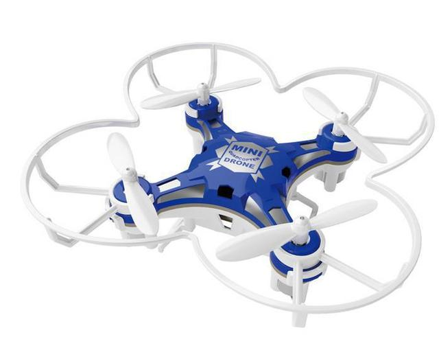FQ777-124 FQ777 124 Professional micro Pocket Drone 4CH  Gyro mini quadcopter  RTF RC helicopter Toys Kids Toys F15170