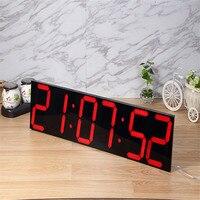 Часы на цепочке американский кантри ностальгические часы офиса цифровой звонок Ретро немой настенные часы гостиная Джейн под старину
