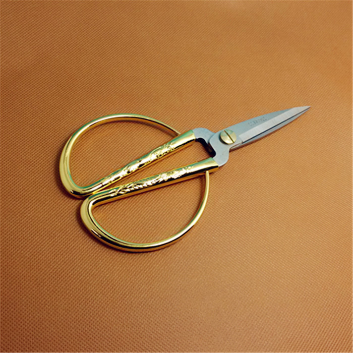 Dragon Phoneix ZAKKA Cross Stitch European Retro Classic Vintage Antique Craft Sewing Tailor Scissor Handicraft DIY Tool