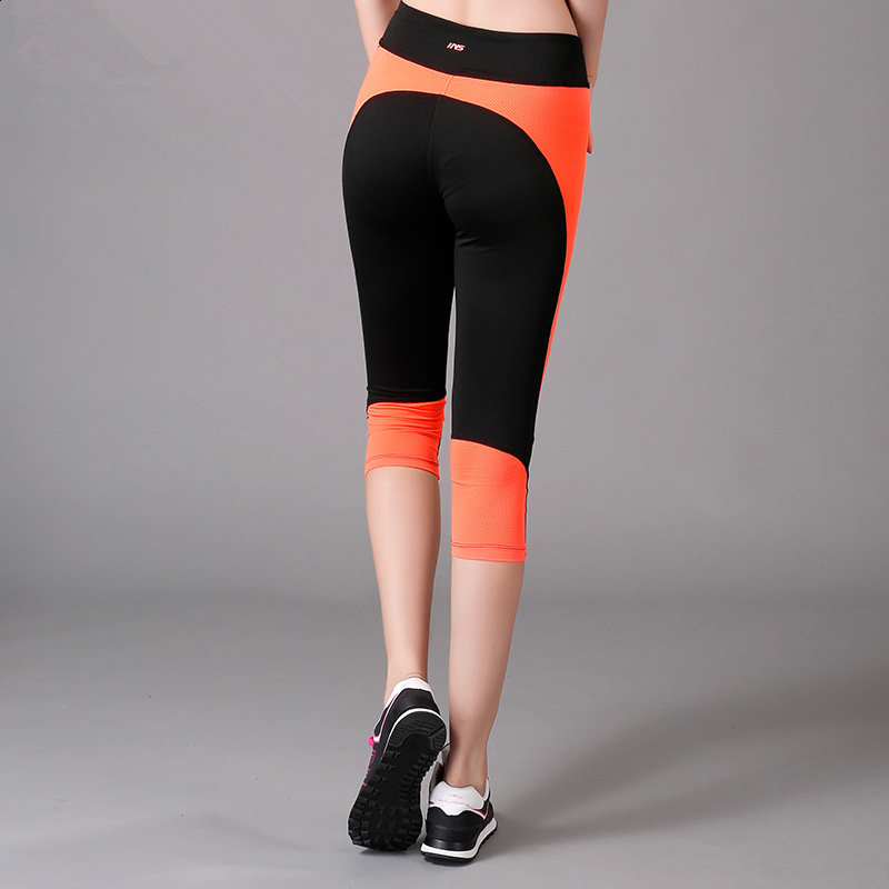 Athletic Girls In Yoga Pants