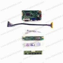 Suporte placa controladora LCD VGA DVI Áudio para 17 RTD2261 polegada painel 1440X900 LCD B170PW03 V9 LTN170WX-L05 N170C2-L02 REPARAÇÃO DIY