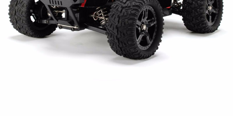 US $113 1 13% OFF|2017 New 40KM/H RC high speed Car 1/16 Proportionl 2 4G  4WD remote control Off Road Monster Truck Electric Power toy vs 94107PRo-in