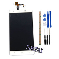 5 5 Original For Oukitel K6000 Pro LCD Display And Touch Screen Digitizer Assembly Lcds For
