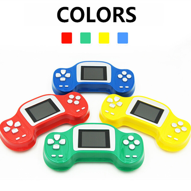 Free shipping RS-17 Children's handheld game console 16BIT handheld Colorful Display 203 in 1 Chip High Quality Best Price