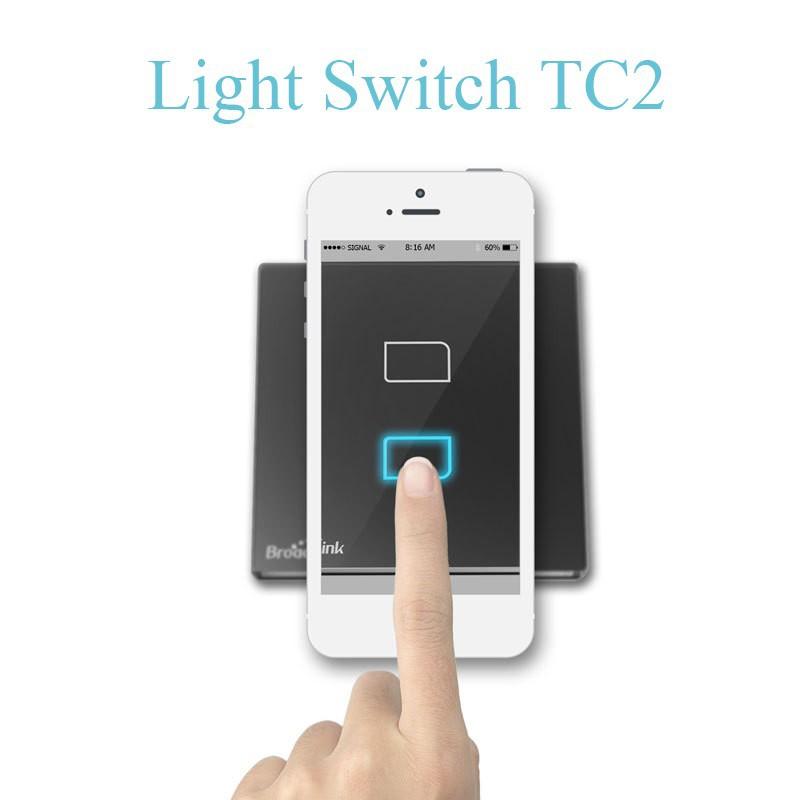 BroadLink_433MHz_TC2 wall_decoration_Wall_Light_Switch