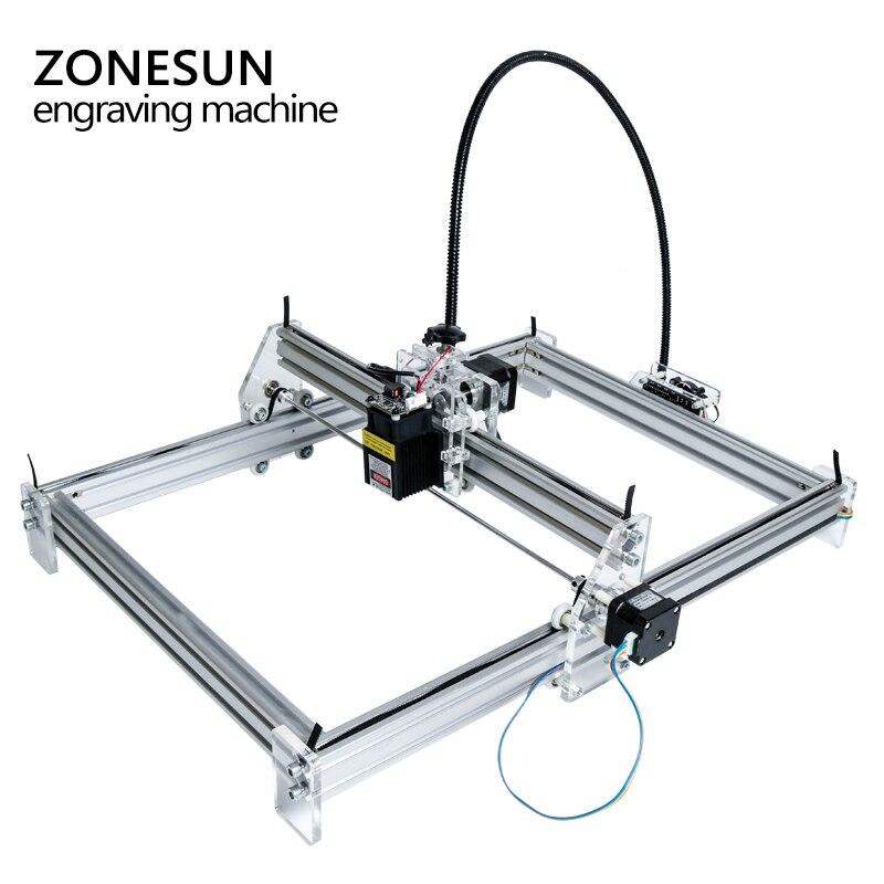 ZONESUN 7000MW ALS-3 Großen Arbeits Bereich 30*40cm DIY Laser Maschine Laser Gravur Maschine Cnc laser Maschine Erweiterte Spielzeug Beste Geschenk