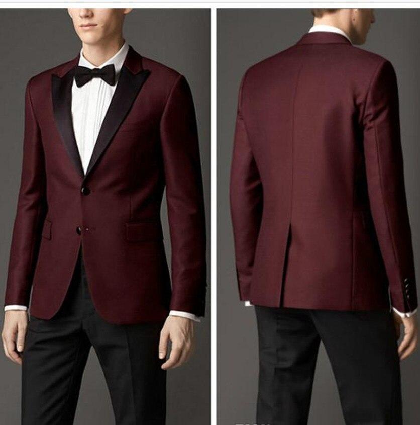 Burgundy Prom Jacket Promotion-Shop for Promotional Burgundy Prom ...